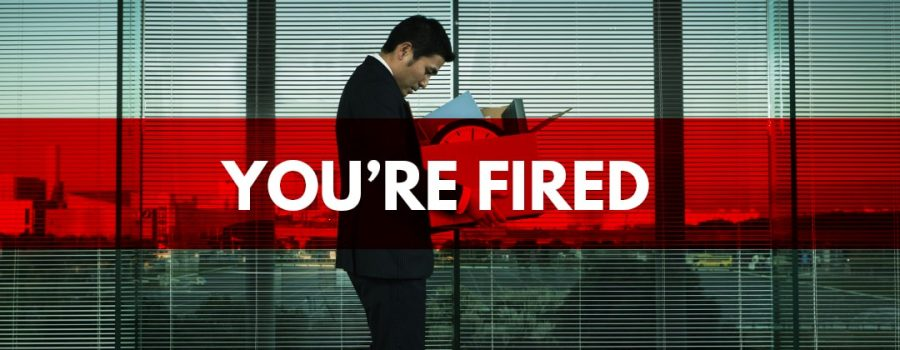fired wrongful termination lawyer
