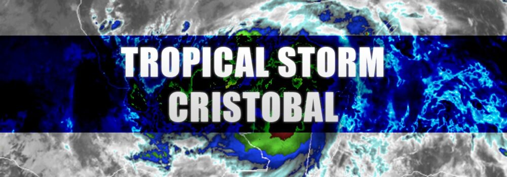 TROPICAL STORM CRISTOBAL