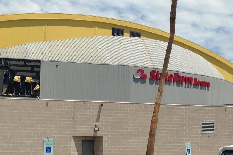 State Farm Arena Hidalgo Texas