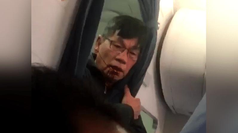 United Airlines Passenger