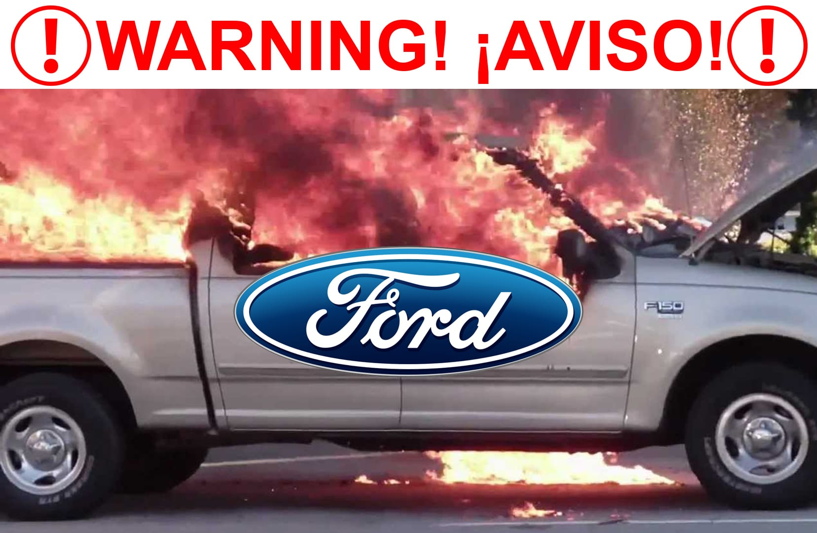 Recall alert 2 million ford f 150 trucks recalled due to fire hazard moore law firm