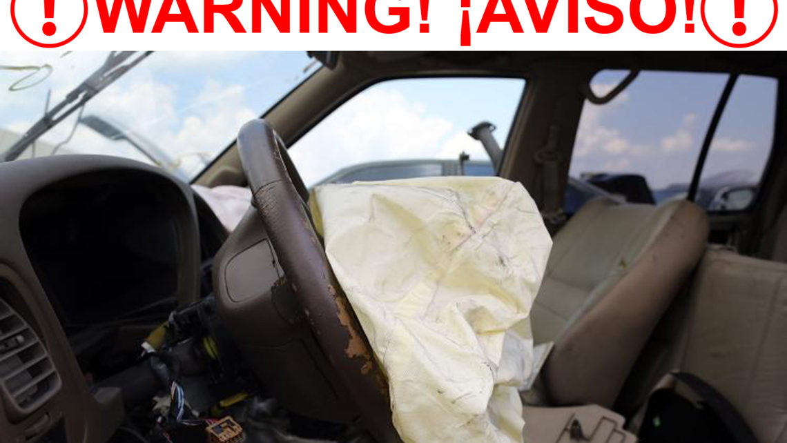 takata airbag explosion product liability lawyer moore law firm