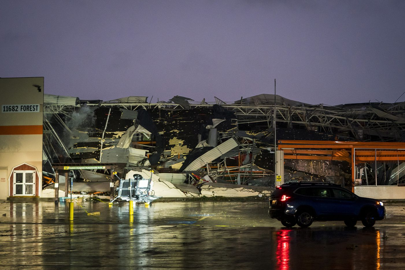dallas tornado october 2019