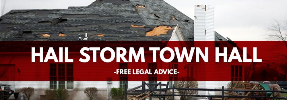 Midland Hailstorm Town Hall