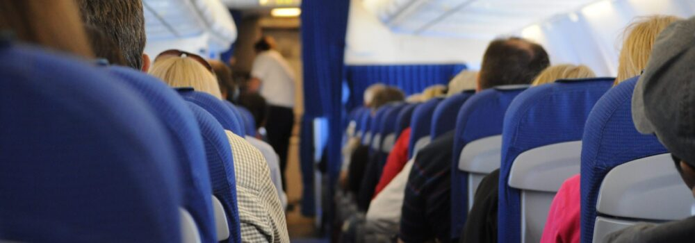 airplane injury injured on an airplane