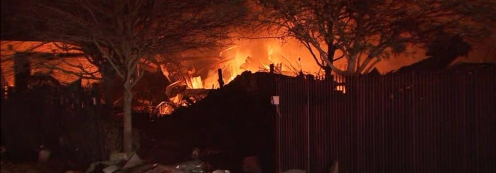 houston explosion claim